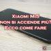 Xiaomi Mi5 non si accende? Ecco come fare